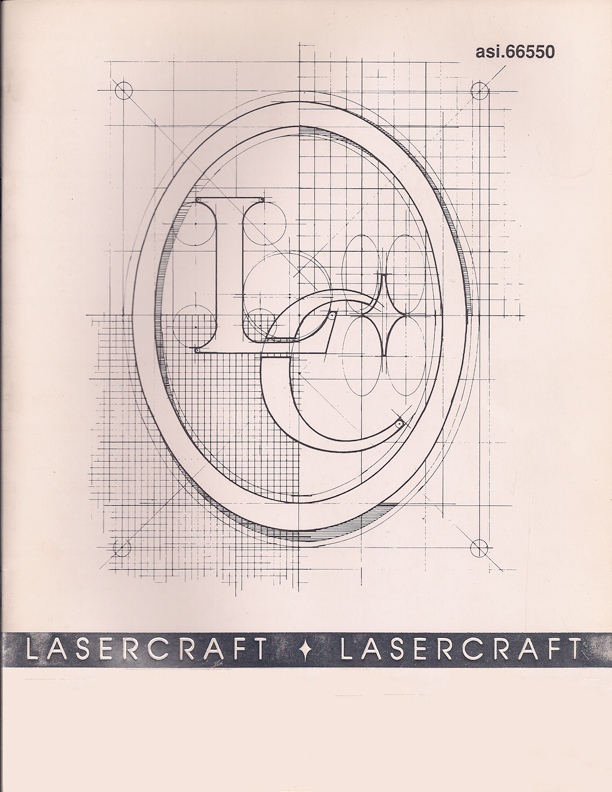 Lasercraft specialty catalog